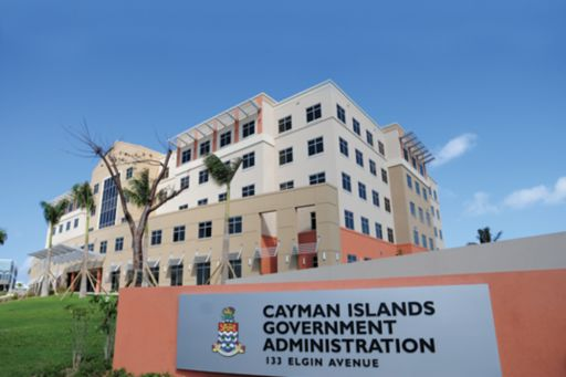 Cayman government building