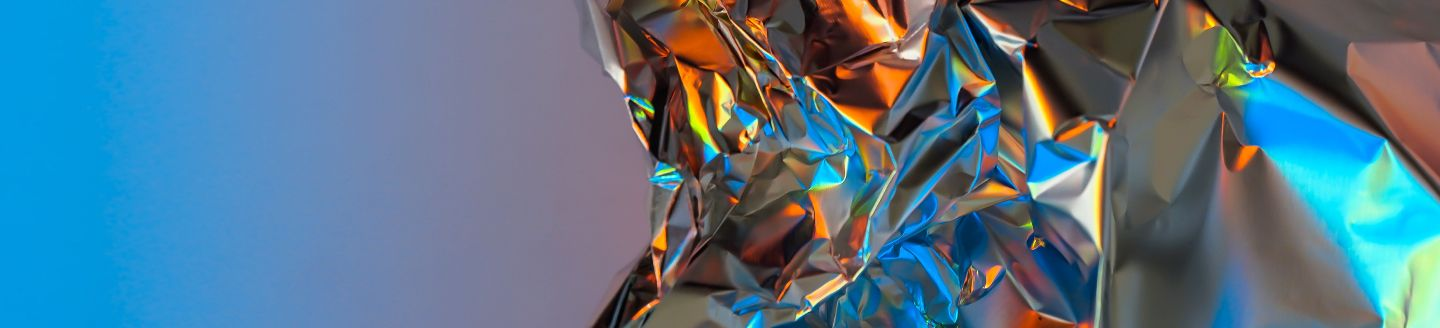 abstract foil