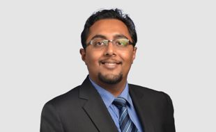 Blog author Siddharth Nandakishoran
