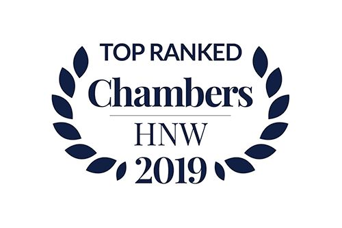 Chambers High Net Worth 2019