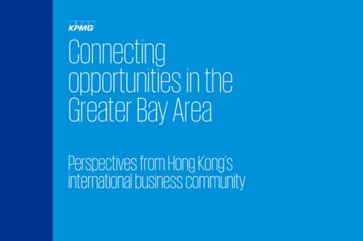 Connecting opportunities in the Greater Bay Area