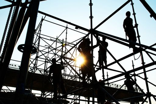 Health and Safety - construction workers