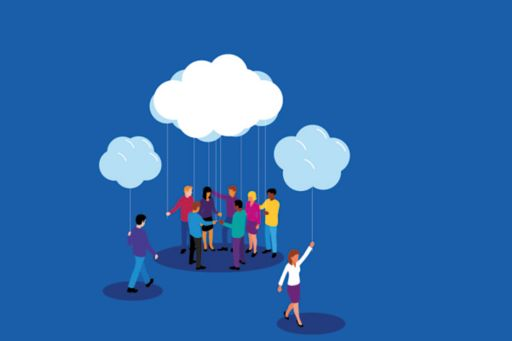 the crowd in the cloud