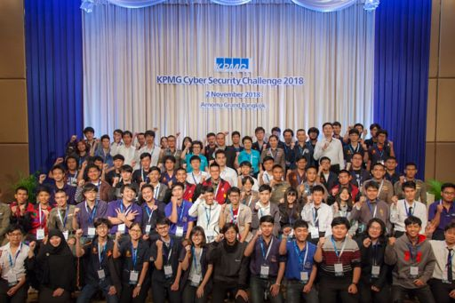KPMG in Thailand held the KPMG Cyber Security Challenge 2018, a competition in which 22 teams of students from eight universities compete in a series of challenges designed to test their cyber security skillset on 2 November 2018.