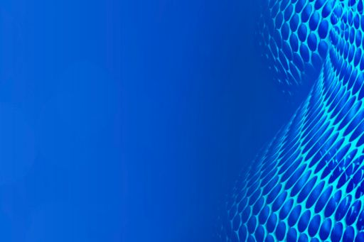 Texture or a pattern of dots in medium blue color