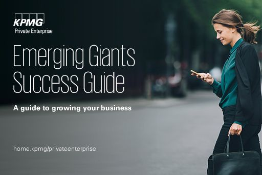 Emerging giants success guide
