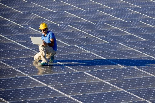 Energy transition in India