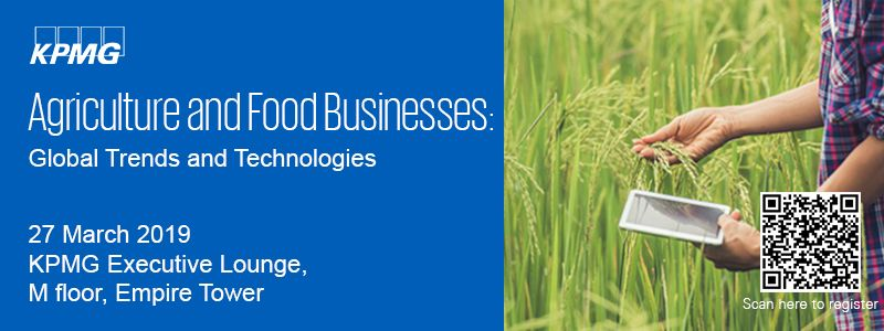 Agriculture and Food Businesses: Global Trends and Technologies
