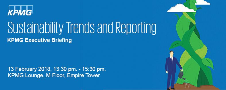 KPMG Executive Briefing: Sustainability Trends and Reporting