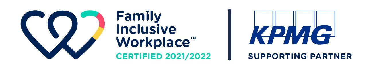 Family Inclusive Workplace Certifed 2020/2021
