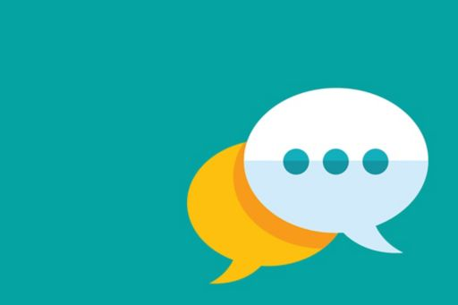 Frequently Asked Questions - Illustration of two speech bubbles