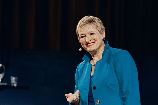 Rita McGrath at KPMG Strategy Forum 2019