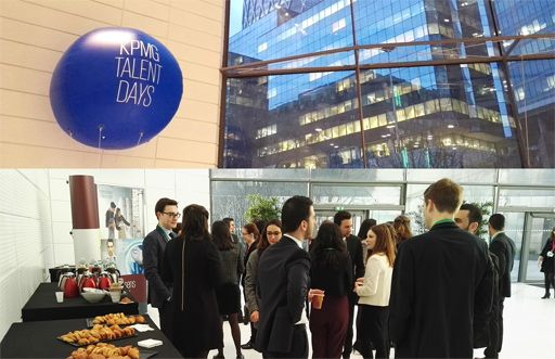 KPMG Talent Days Audit