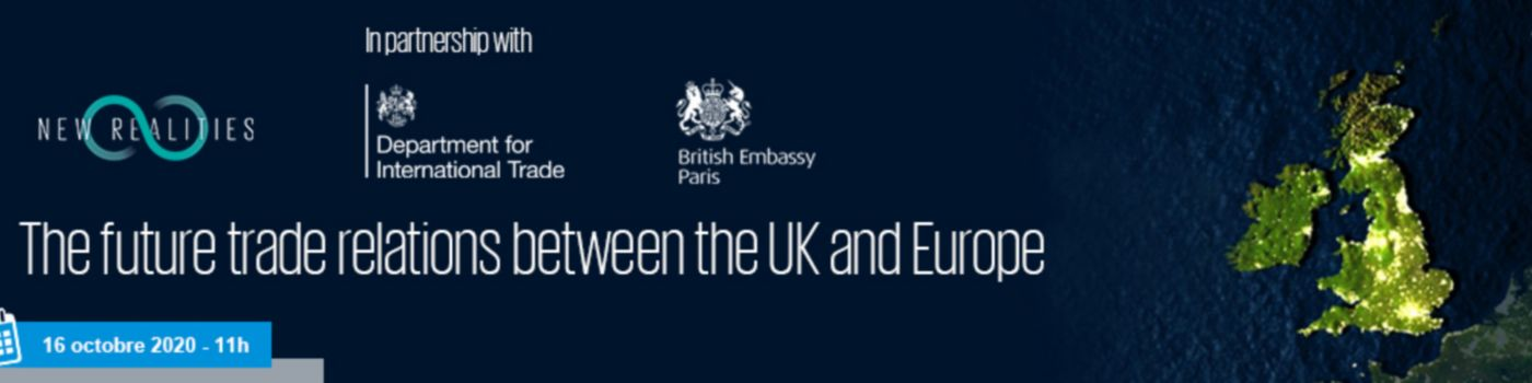 The future of trade relations between the UK and Europe
