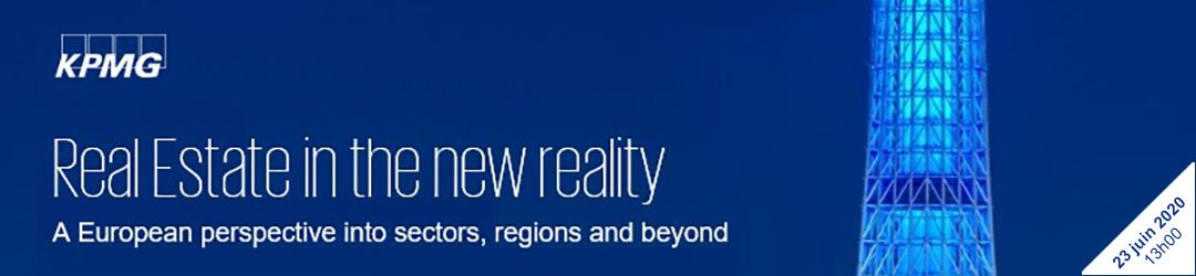 Webinar : Real Estate in the New Reality