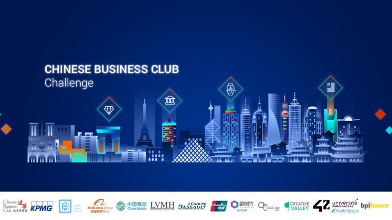 Chinese Business Club Challenge – Paris