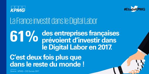 La France investit dans le Digital Labor