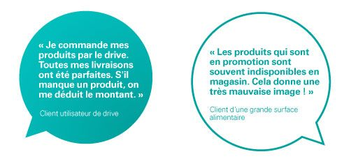 Etude Customer Experience Excellence : Secteur Grande distribution alimentaire
