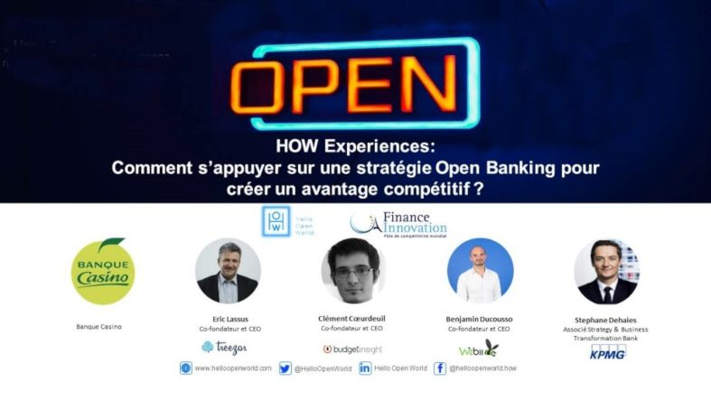 HOW Experiences: Open Banking