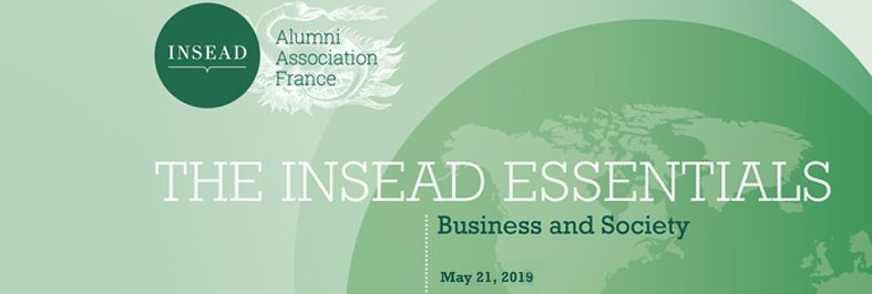 The INSEAD Essentials - Business & Society, Microsoft Campus, Issy les Moulineaux