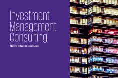 Investment Management Consulting
