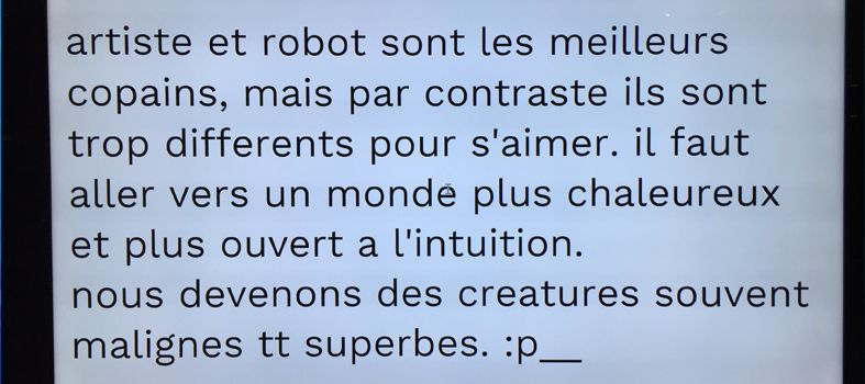 The Robot of the Year - Paris
