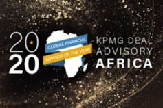 "KPMG Deal Advisory Afrique élu ""Global Financial Advisor of the Year"""