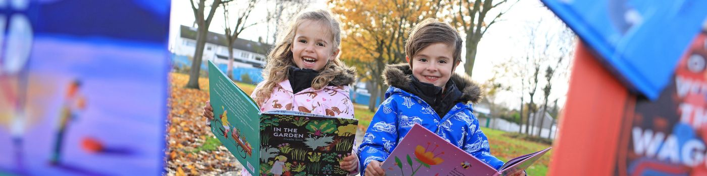 6,000 books to children in need this Christmas