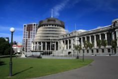 Beehive Wellington New Zealand