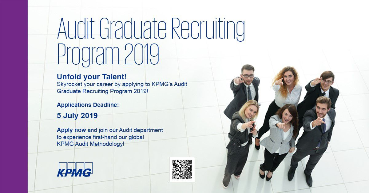 Graduate Recruiting Program 2019