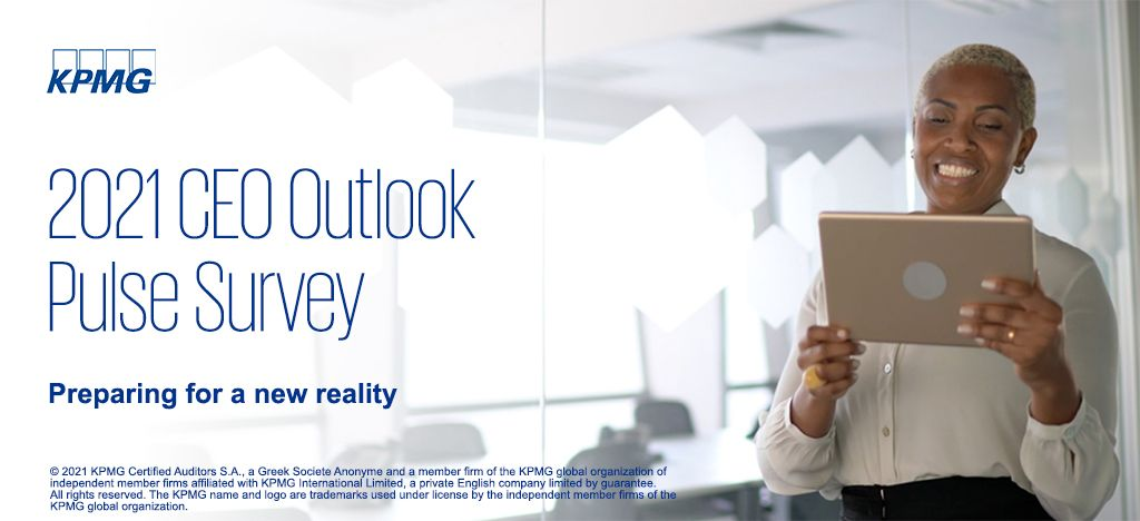 ceo outlook pulse survey 2021