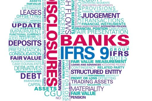 KPMG Guides to annual IFRS financial statements 2015: IFRS 125supplement publication image: financial statement and disclosure word cloud