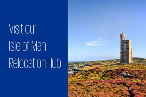Visit our Isle of Man Relocation Hub