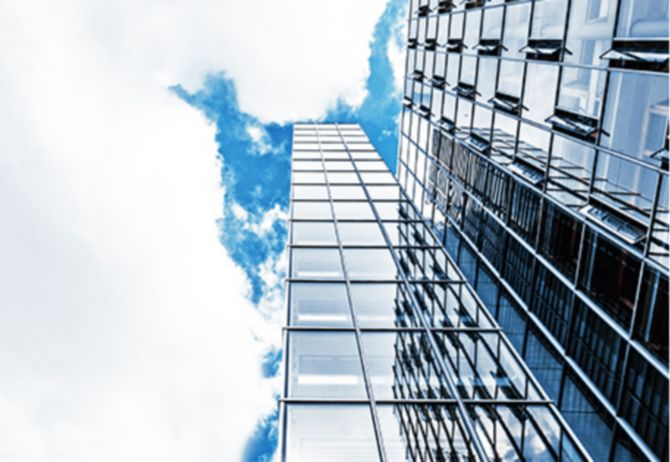 high-rise-glass-building