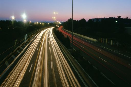 highway-at-dusk-blurry