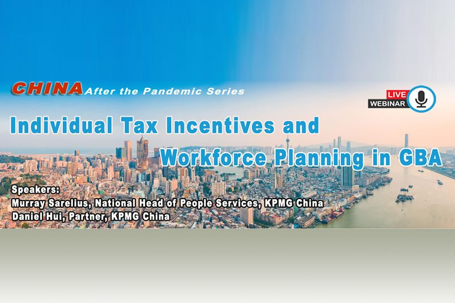 Individual Tax Incentives and Workforce Planning in GBA