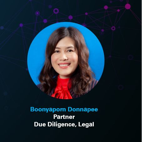 Boonyaporn Donnapee, Partner, Due Diligence, Legal