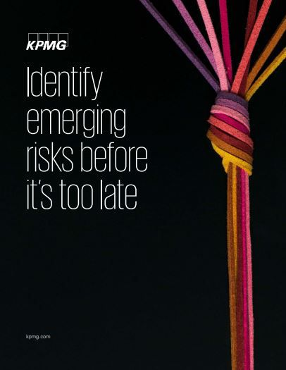 Identify emerging risks before it's too late