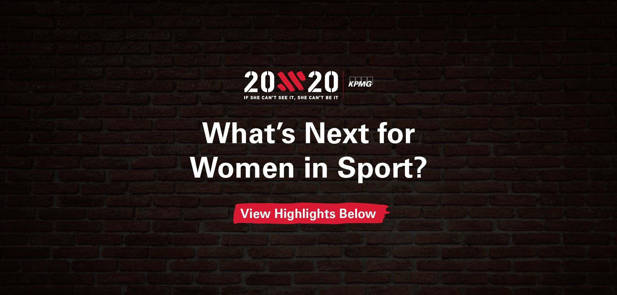 What's next for women in sport?