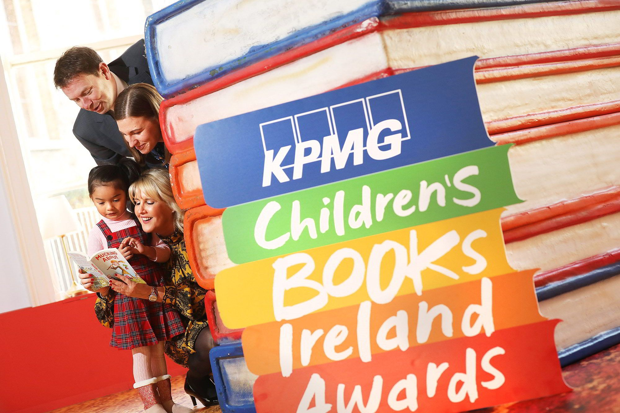 KPMG Children's Books Ireland Awards