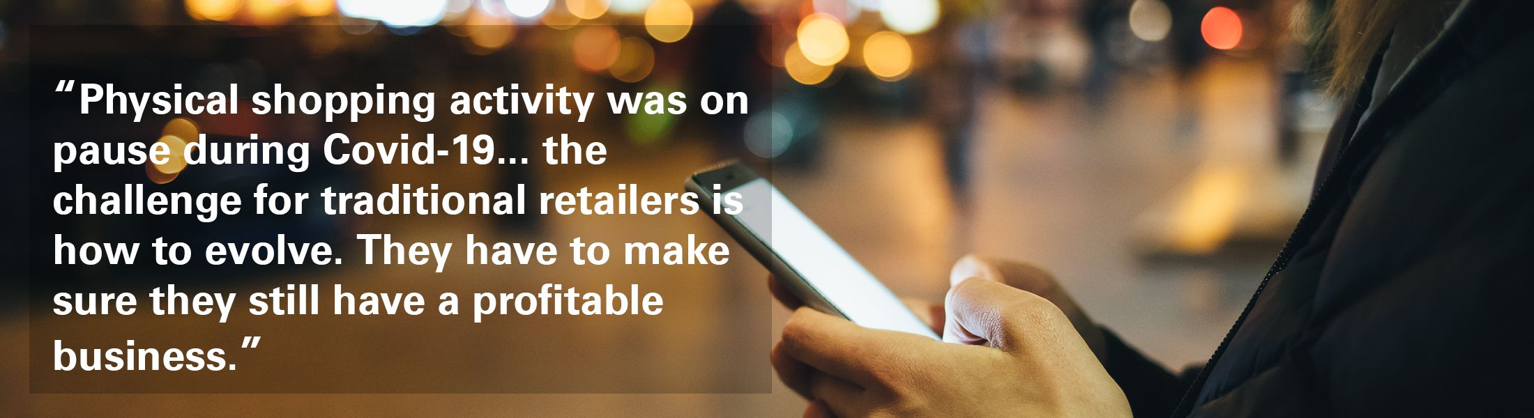 What's next in Retail?
