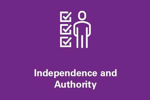 Independence and authority