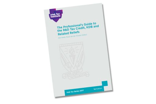 The Professional's Guide to the R&D Tax Credit, KDB and Related Reliefs