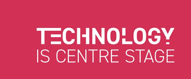 How did technology take centre stage?