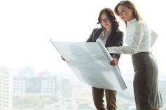 Building the blueprint for change: Women in real estate