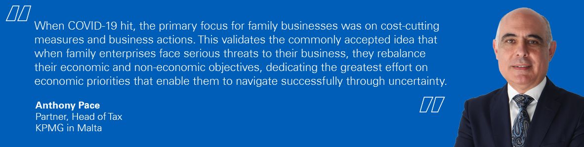 IMPACT OF COVID-19 FAMILY BUSINESSES