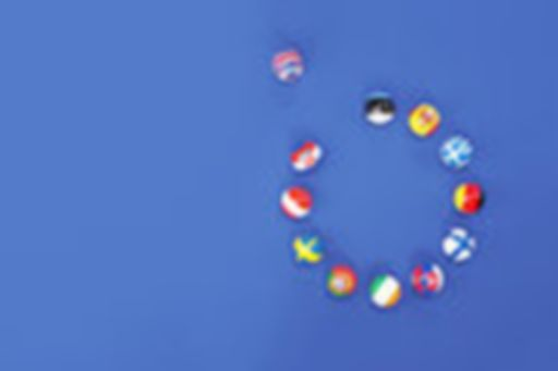 Brexit: The impact on sectors, flags on balls
