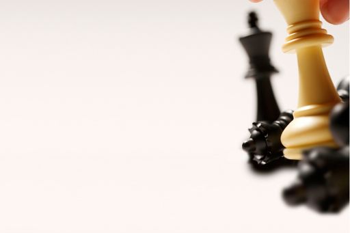 Leases | IFRS 16 transition options | Black and white chess pieces