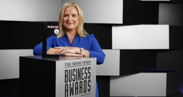 Róisín Hennerty, Managing Director of Ornua Global Foods Division