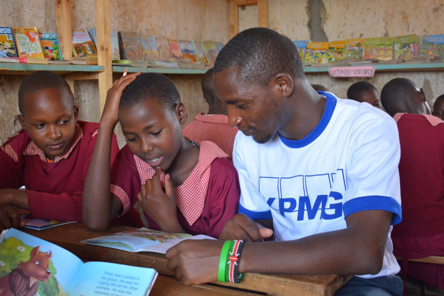 KPMG Family for Literacy